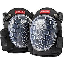 best heavy duty professional gel knee pads for work protection