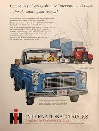 100 Vintage Truck Magazine 1960 International S Magazine Ad From Carefully