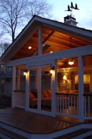 Inexpensive Screened In Porch Decorating Ideas by Best 25 Screened Back Porches Ideas On Pinterest Screened Porch