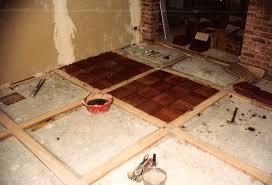 l atelier bois generic isolation sol béton