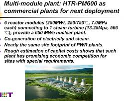 Pebble Bed Reactor by China High Temperature Nuclear Reactor Could Replace Coal Plants