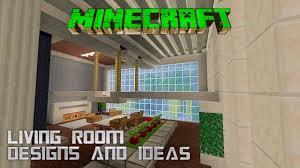 Minecraft Living Room Design Ideas by Minecraft Tutorial Living Room Designs U0026 Ideas Ep 2 2015