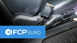 Mercedes Seat Belt Buckle Troubleshoot & Replacement - Safety First (C230,  C240, C280, CLK550)