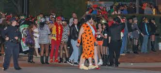 Crossroads Village Halloween by Pulp Culture News Journal Features Reporter Ryan Cormier Throws