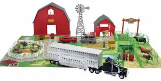 NewRay 1:43 Cattle Ranch Set With Truck & Barn - Big R | Big R Stores Long Haul Trucker Newray Toys Ca Inc Truck New Ray 132 Peterbilt 389 Cab Toy For Kids Youtube Company Limited Newray 25 Diecast Mini Novelty Model Collection Kevin Windham Ultimate Set 10 700 Off Revzilla Blue Plastic Transporter Towing Buy Intertional Lonestar Dump Diecast Scale Man Tga Artic Fridge Trailer A Mans World 143 Cattle Ranch With Barn Big R Stores 1923 Chevrolet Series D 1ton By Tow Custom Strobe Lights