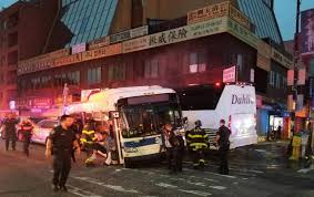 Dead Kennedys Halloween Meaning by New York City Bus Crash Kills 3