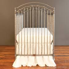 Bratt Decor Joy Crib Black by Venetian Ii Crib Pewter