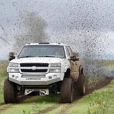 100 Badass Mud Trucks White_daisy_lb7 David Hodge Sometimes I Rethink This Whole Race