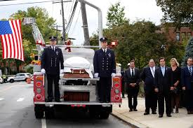 100 Church Truck Hundreds Gather At St Raymonds For Lynbrook Mayor William