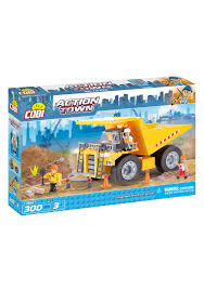 100 Big Toy Dump Truck Tipper Construction Set