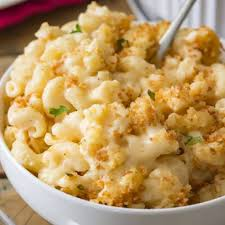 Homemade Creamy Macaroni And Cheese Seasons And Suppers