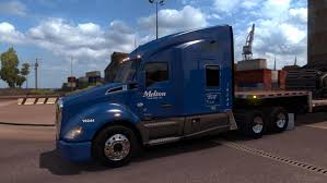 Melton Truck Lines | American Truck Simulator Mods Melton Launches 2018 United Way Campaign Mile Marker National Shortage Of Truck Drivers Could Cause Prices To Increase Truck Lines Ntts Alumni Become Professional Drivers Home Update How To Tarp Youtube Trucking Takes Innovative Approach Driverwellness Companies That Hire Felons Best Only Jobs For Beemac Truckers Review Pay Time Equipment The Track Tour Kenworth T680 Condo Inside