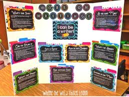 Interactive Work On Writing Board Printables