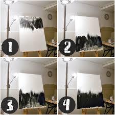 Step By DIY Art Tutorial
