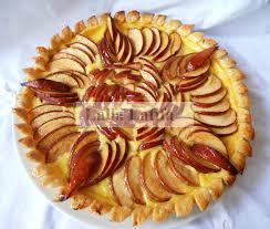 cuisine tarte aux pommes les secrets de cuisine par lalla latifa la tarte aux pommes