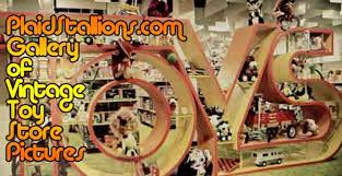 Vintage Toy Store Pictures