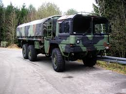 100 6x6 Military Truck MAN KAT1 Military Army Truck By Aigner GmbH Germany