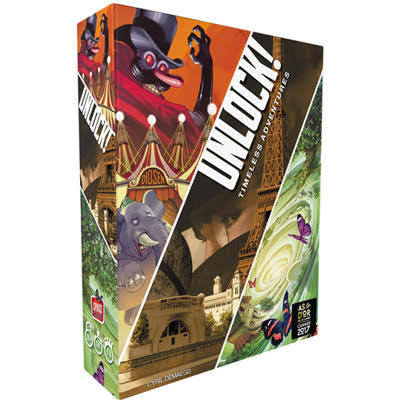 Unlock 6: Timeless Adventures - Asmodee