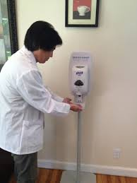 Medicare Qualitynet Help Desk by Smart Hand Sanitizer