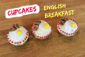 Cupcakes English Breakfast