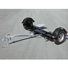 Roadmaster Universal Tow Dolly With Electric Brakes - Roadmaster ...