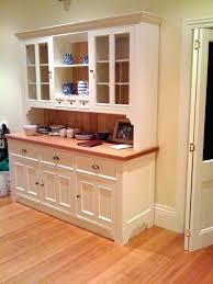 Built In Dining Room Hutch Corner Kitchen Long Buffet Table Bar Sideboard Slim