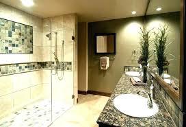 Rustic Bathroom Tile Shower Design