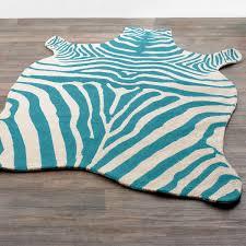 Hooked Zebra IndoorOutdoor Rug Shades Of Light