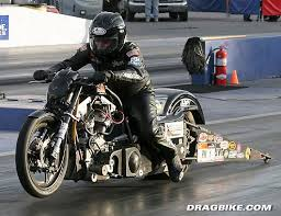 Motorcycle Drag Racer – Junior Pippin Passes