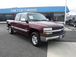 2000 Silverado 4 Door 4×4 Local Loaded Trade-in And Priced To Move ...