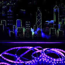 Dimmable Ultraviolet UV LED Strip Light for great black light