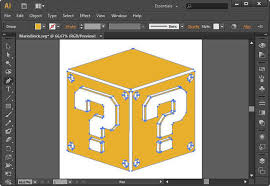 Mario Question Mark Block Lamp by Super Mario Question Mark Block Svg Cut File