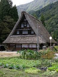 Traditional House In Japan