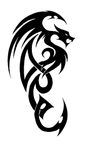SIMPLE DRAGON TATTOOS Image Galleries