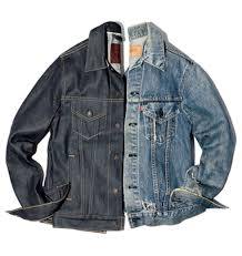 A History Of The Denim Jacket | Complex Deadstock 1960s Prison Jail Chore Jacket Indigo Selvedge Dickies Mens Denim Zip Coat At Amazon Clothing Store Blanket Lined Big Tall Boot Barn Womens Wool Coats Parkas Outerwear Filson 60s Sears Work N Leisure Xl 12500 Woolrich Field With Removable Ling Excellent Vintage Lee 81 Lj Chore Jacket 44 R 30s 40s Barn Coat Best 25 Sherpa Denim Jacket Mens Ideas On Pinterest Levis Refashioned Detroit Co Wild Outdoor Apparel Vintage 1950s Iron Charlie C Wonder Water Resistant Quilted Printed Ling