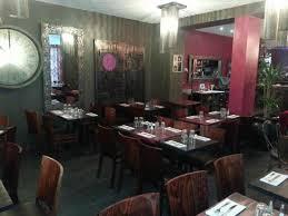 salle du restaurant photo de les temps modernes tripadvisor