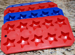 Halloween Jello Molds by One Creative Housewife Red And Blue Star Shaped Jello Shots