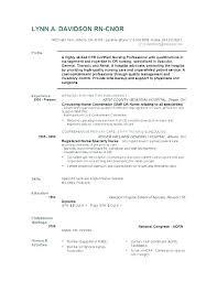 Experienced Nursing Resume Sample Graduate Nurse Objective Dialysis Resumes