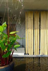 Bamboo Beaded Curtains Walmart by Curtains Natural Bamboo Curtain For Tropical Style Decorating