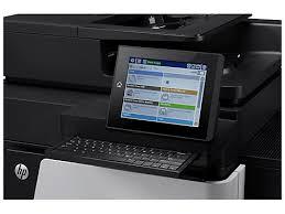 Hp Printer Help Desk by Hp Laserjet Enterprise Flow Mfp M830z Nfc Wireless Direct D7p68a
