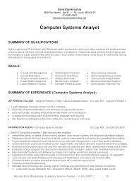 Business Analyst Resume Sample Pdf System Examples It Re Rh Administrativelawjudge Info Intelligence