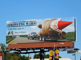 TV WEEK: Shipping Wars Gnome Billboard... | Road Billboard Jeff Herrold On Twitter I Felt Like Was An Episode Of 2013 House Chrome Shipping Wars Ae Home Facebook Summingup The Midamerica Trucking Show Christopher Hanna Robbie Welsh Palmetto Promo With Jennifer Brennan Tim Taylor Trucker Life Tv Ford Excursion Skyjacker Suspeions Season 7 Episode 1 Whats Driving Unlikely Lovein Between Swift And Ups Industry In United States Wikipedia 12 Perfect Small Pickups For Folks With Big Truck Fatigue The Drive