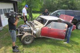 Holy Grail' Of Muscle Cars Found In Old Barn | New York Post Rare Barn Find Ferrari Sells For 2m Cnn Style Tasure Trove Amazing Priceless Cars Found Abandoned In Barns Mcacn Barn Find Gallery Psychedelic Superbirds Buried Barracudas Amazing Edsel Parked And Left 1958 Pacer 1957 Corvette Really In A This Incredible 1 Million Classic Car Was A Holy Bmw M1 Hiding Garage For 34 Years Im Sure This Picture Tells An Teresting Story Abandoned Dubais Sports Wheeler Dealers Trading Up Youtube Ss454 Chevelle Sat Huge Collection 40 Hot Forza Horizon 3 Locations Guide Gamesradar