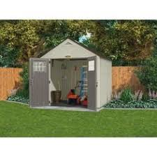 Home Depot Storage Sheds by Us Leisure 10 Ft X 8 Ft Keter Stronghold Resin Storage Shed