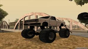 Monster Bobcat For GTA San Andreas Gta Gaming Archive Stretch Monster Truck For San Andreas San Andreas How To Unlock The Monster Truck And Hotring Racer Hummer H1 By Gtaguy Seanorris Gta Mods Amc Javelin Amx 401 1971 Dodge Ram 2012 By Th3cz4r Youtube 5 Karin Rebel Bmw M5 E34 For Bmwcase Bmw Car And Ford E250 Pumbars Egoretz Glitches In Grand Theft Auto Wiki Fandom Neon Hot Wheels Baja Bone Shaker Pour Thrghout