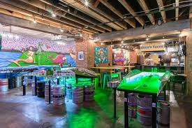 100 Elemental Seattle Pioneer Square Flatstick Pub
