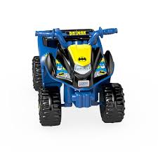 Power Wheels Batman Lil' Quad - Mattel - Toys