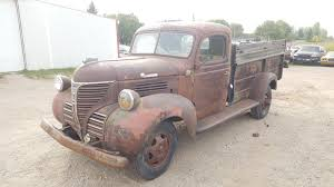 1939 Dodge Fargo One Ton Pickup Truck Very Solid & Rare Barn Find ...