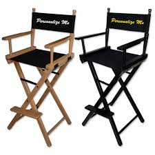 Customizable Directors Chair | Custom Made Directors Chair