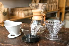 Melitta Single Cup Pour Over Coffee Maker Plus Our Competition From Left To Right The Bee House Ceramic For Make Inspiring
